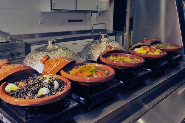 Marrokaanse kookworkshop met Anna Nora